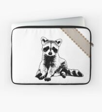 Raccoon - Critter Love Collection 6 of 6 Laptop Sleeve