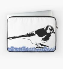 Blue Jay - Critter Love Collection 2 of 6 Laptop Sleeve