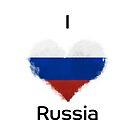 I Love Russia by KarimStudio