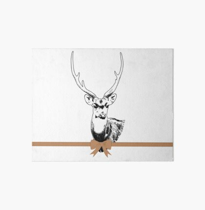 Deer - Critter Love Collection 1 of 6 Art Board