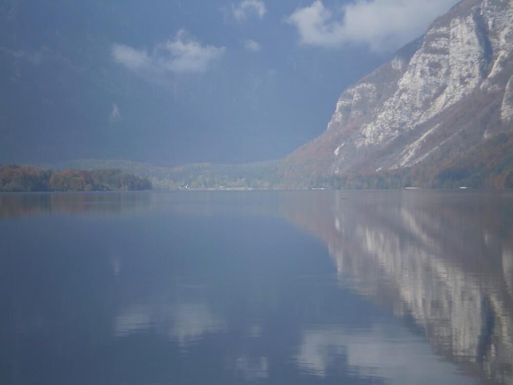 Lake Bohinj Slovenia by SammyH