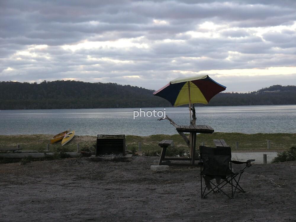 photoj Tas Bakers Beach by photoj