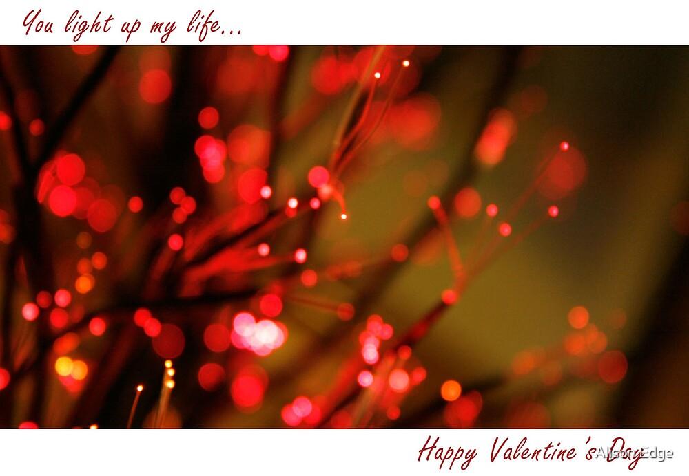 Valentine Card by Alison Edge