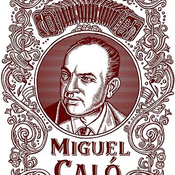 Miguel Caló (in red) by LisaHaney