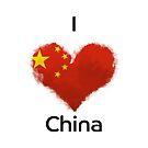 I Love China by KarimStudio