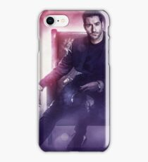 Lucifer Morningstar iPhone Case/Skin