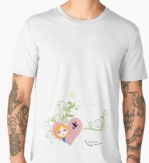 Be Free to Be Yourself Men's Premium T-Shirt