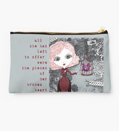 All She Had Left to Offer Studio Pouch