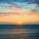 Light of Day - Ocean Sunset Sunrise by Gregory Ballos