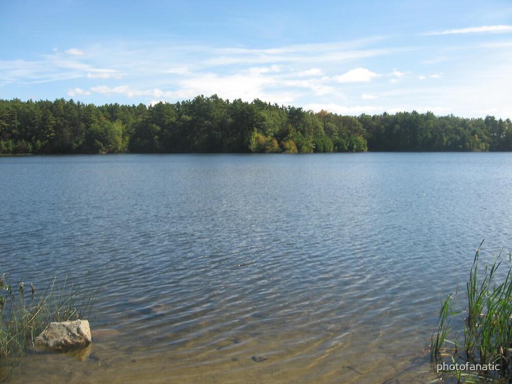 at water's edge by photofanatic