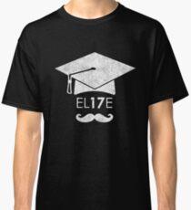 Elite Funny Graduation Gift Idea Classic T-Shirt