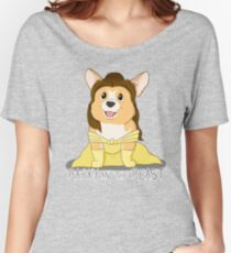 Barky and the Beast Women's Relaxed Fit T-Shirt