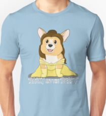 Barky and the Beast Unisex T-Shirt