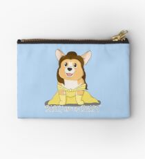 Barky and the Beast Studio Pouch