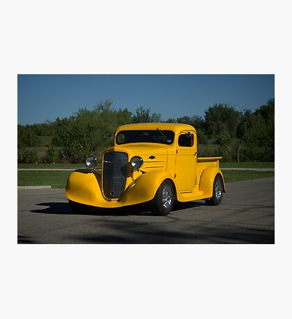 1936 Chevrolet Pickup Hot Rod Photographic Print