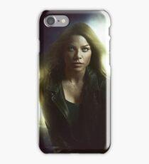 Chloe Decker iPhone Case/Skin