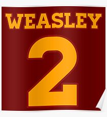 WEASLEY 2 Poster