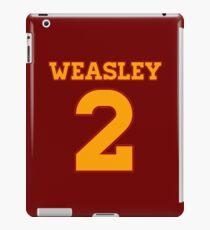 WEASLEY 2 iPad Case/Skin