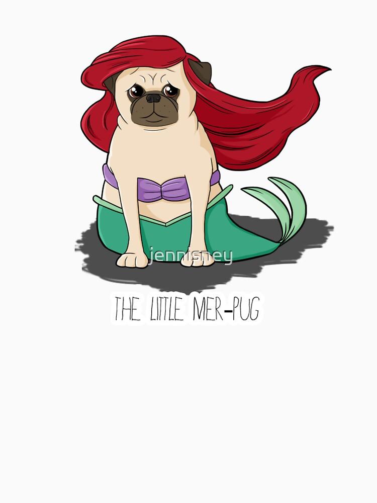 Der kleine Mer-Mops von jennisney