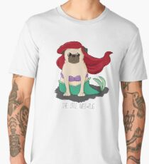 The Little Mer-Pug Men's Premium T-Shirt