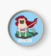 Reloj El pequeño Mer-Pug