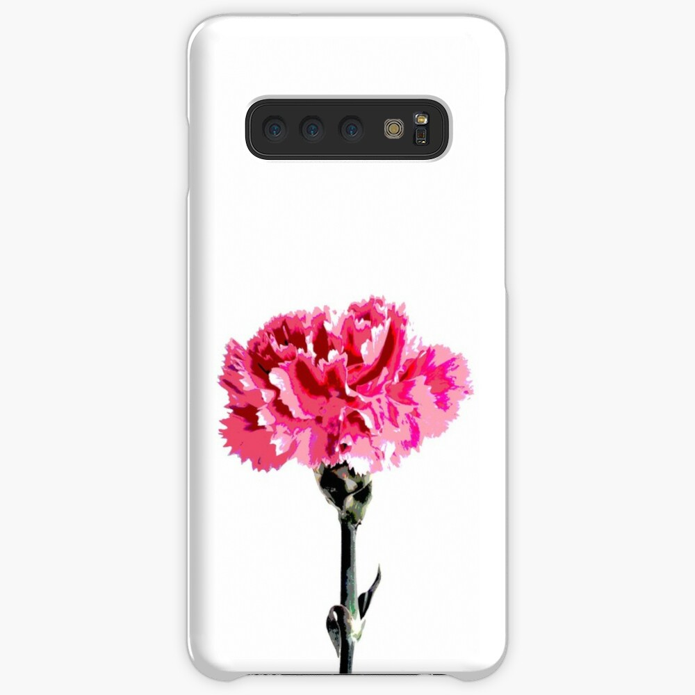 Psychedelic carnation Case & Skin for Samsung Galaxy