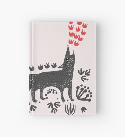 Wolf...  Hardcover Journal
