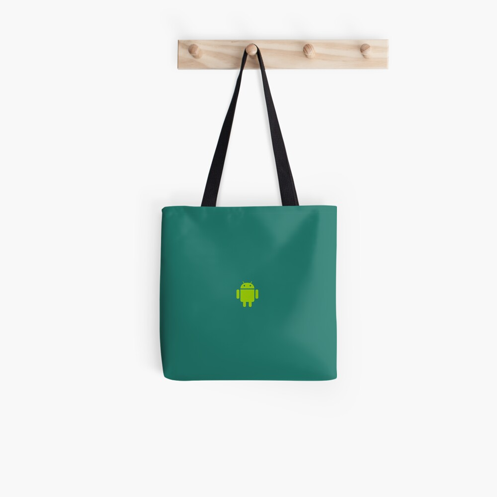 Android Droid Tote Bag