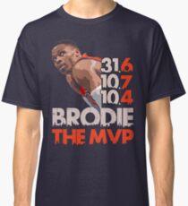 Brodie The MVP Classic T-Shirt