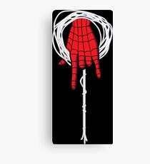 Hand Of The Spider Canvas Print