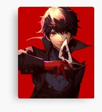 Persona 5 Joker Canvas Print