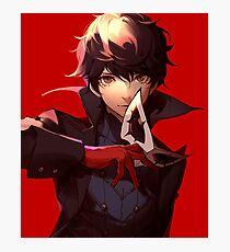 Persona 5 Joker Photographic Print
