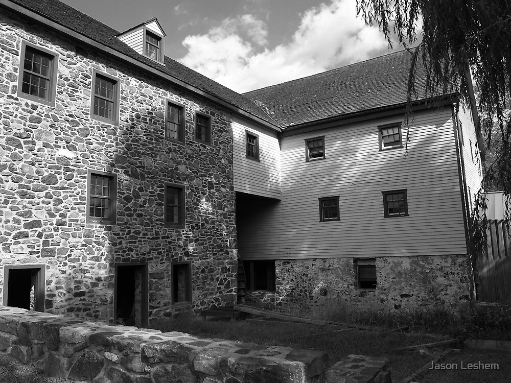 Greenbank Mill by Jason Leshem