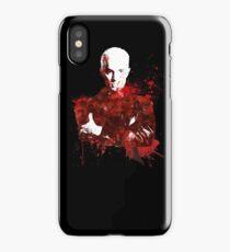 Splatter Spike iPhone Case