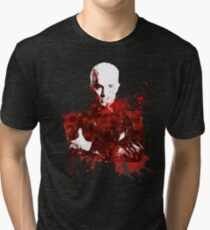 Splatter Spike Tri-blend T-Shirt