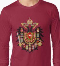 Austria Hungary Austro Hungarian Long Sleeve T-Shirt