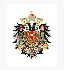 Austria Hungary Austro Hungarian Photographic Print