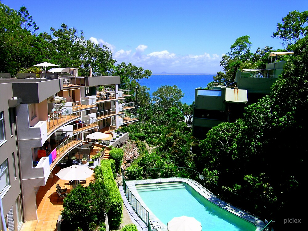 The Cove, Noosa by piclex