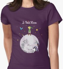 Le Petit Hero Womens Fitted T-Shirt