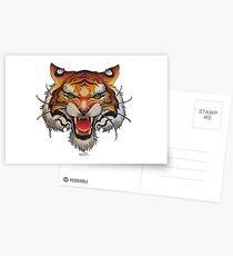 Le Tigre Postcards
