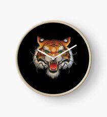 Le Tigre Clock