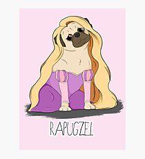 Ra-Pug-Zel Photographic Print