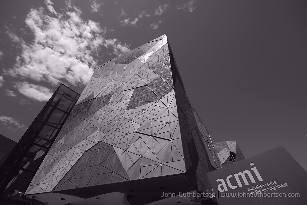ACMI, Federation Square by John  Cuthbertson | www.johncuthbertson.com