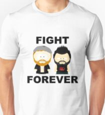 Kevin Owens/Sami Zayn - Fight Forever Unisex T-Shirt