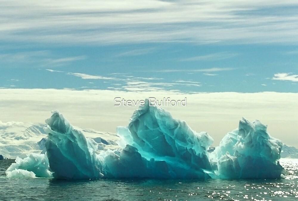Blue Ice by Steve Bulford
