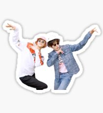 jaehyun and taeyong sticker Sticker