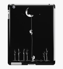FROM MOON TO EARTH iPad Case/Skin