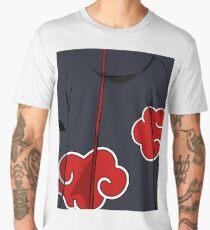 Akatsuki Black Cloak Men's Premium T-Shirt