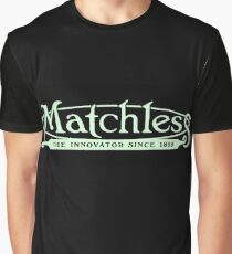 Matchless classic British motorcycle logo remake Graphic T-Shirt