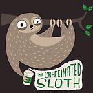 « Paresse caféinée » par murphypop